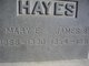 Profile photo:  James S. Hayes