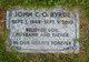 Profile photo:  John C O Byrde