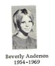 Profile photo:  Beverly Kay Anderson