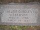 Thelma C <I>Quigley</I> Dickerson