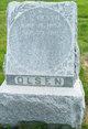 Profile photo:  A. G. Olsen