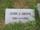 Profile photo:  John J Abutis