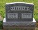 Profile photo:  N. Virginia Abraham