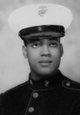 Profile photo: Sgt Earnest Allen, Jr