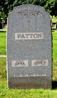 Profile photo:  Anna <I>Navin</I> Patton