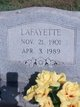 Lafayette Taylor