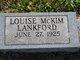 Profile photo:  <I>McKim</I> Lankford