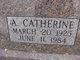Profile photo:  A. Catherine <I>Dillehay</I> Karns