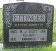 Annabell <I>White</I> Ettinger