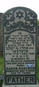 Profile photo: Rabbi Aaron Adelson