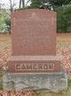 Profile photo:  Bertha E <I>Redstone</I> Cameron