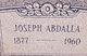 Joseph Abdalla