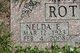Nelda E. <I>Watson</I> Rothwell