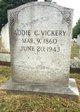 Profile photo:  Addie Cora <I>Fitzgerald</I> Vickery