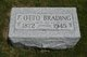 Francis Otto Brading