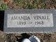 Profile photo:  Amanda Vinall