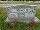 """Profile photo:  Alvin F. """"Bucky"""" Hannold"""
