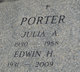 Profile photo:  Edwin H. Porter