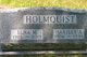 Elna May <I>Vanderhoof</I> Holmquist