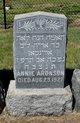 Profile photo:  Annie <I>Cohen</I> Aronson