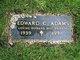Edward C Adams
