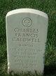 Profile photo:  Charles Francis Caldwell