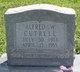 Alfred Woodrow Cuthrell