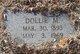 Dollie Mae Rickman