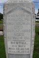 Johanna Jesimine Bertha <I>Weise</I> Anderson