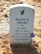 Spec Allan Beverly Jones