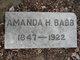 Profile photo:  Amanda Babb