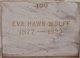 Eva L <I>Hawn</I> Wolff