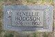 Profile photo:  Renellie Caroline <I>Johnson</I> Hodgson