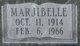 Profile photo:  Virginia Marjibelle A'Hearn