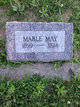 Profile photo:  Mable May Bailor