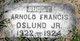 "Profile photo:  Arnold Francis ""Buddie"" Oslund, Jr"