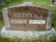 Profile photo:  Benjamin Allenback