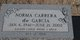 Profile photo:  Norma <I>Carrera</I> Garcia