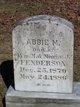 Profile photo:  Abbie M. Fenderson