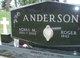 Agnes Marie <I>Fusso</I> Anderson