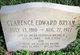 Clarence Edward Bryan