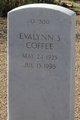 Evalynn S <I>Sherrill</I> Coffee