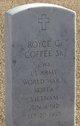 Royce G Coffee, Sr