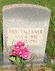 "Profile photo:  Albert Underwood ""Abb"" Faulkner"