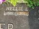 Profile photo:  Nellie I. <I>Hemm</I> Bricker