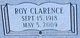 Roy Clarence Pickle