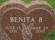 Profile photo:  Benita B Conde