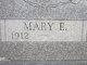 Mary Elizabeth <I>Gray</I> Bennington