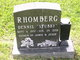 "Profile photo:  Dennis J ""Stubby"" Rhomberg"