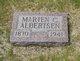 Marten C. Albertsen